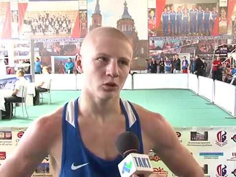 Во Льгове стартовал всероссийский боксерский турнир