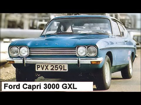 ford capri 3000 gxl how good a drivers car was this. Black Bedroom Furniture Sets. Home Design Ideas