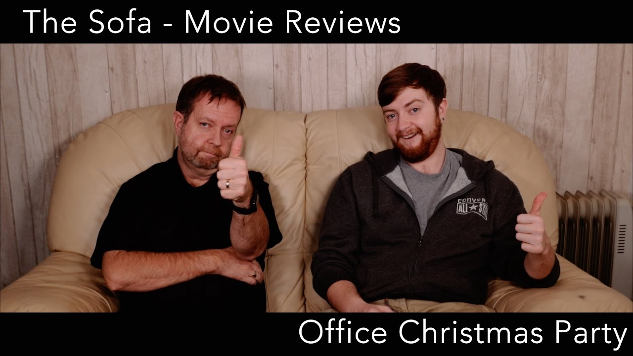 The Sofa | Office Christmas Party Movie Review - YouTube