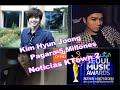 Kim Hyun Joong Pagara 5 Millones || Ktownnoticias Ep3 video