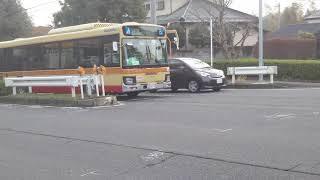 神奈川中央交通 いすゞ新型エルガ 目撃、綾瀬?それとも他の営業所?