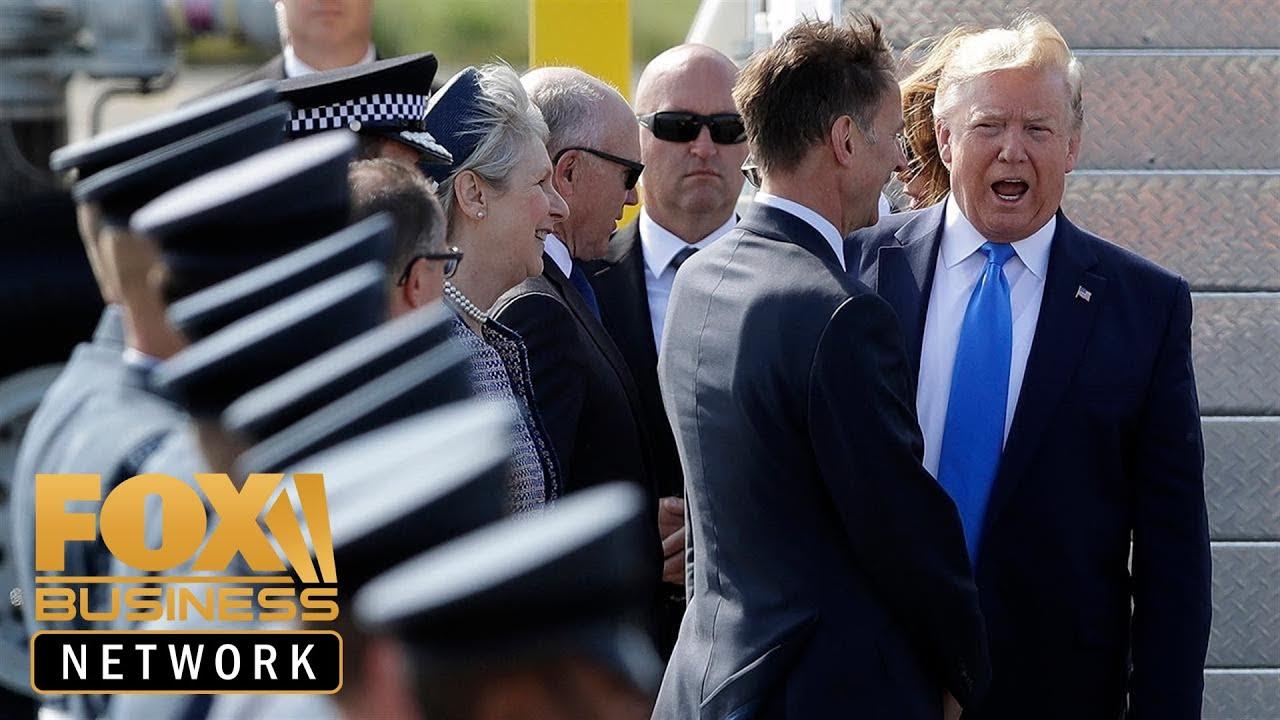 FOX Business- Trump calls London mayor 'stone cold loser' ahead of UK visit