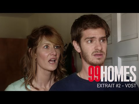 99 HOMES - Extrait #2 - L'Expulsion - VOST