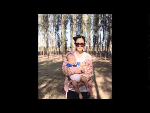"""ภรรยาลูกครึ่งไทย-เขมร ของ """"บอย AF3"""" สวยอย่างกับสาวเกาหลี!"""