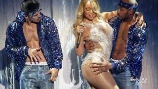 Mariah Carey Suffers Wardrobe Malfunction