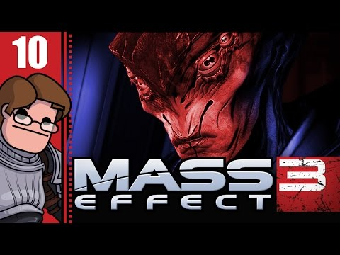 Let's Play Mass Effect 3 Part 10 - Tarquin Victus