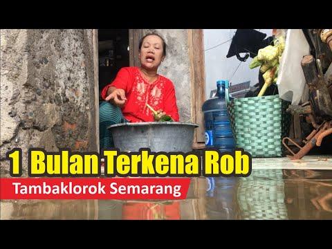 Kupatan Syawalan Di Daerah Rob Semarang