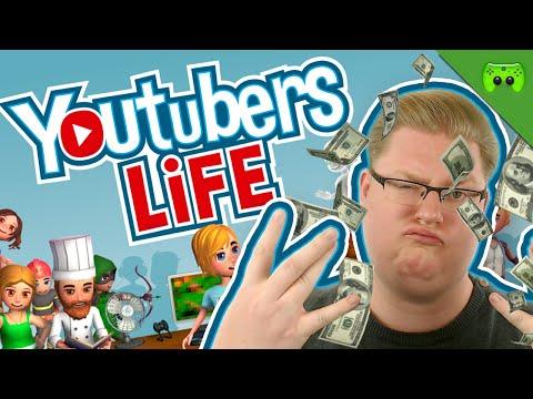 WO BLEIBT DIE KOHLE?? 🎮 Youtubers Life #2