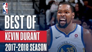 Best Of Kevin Durant | 2018 NBA Season