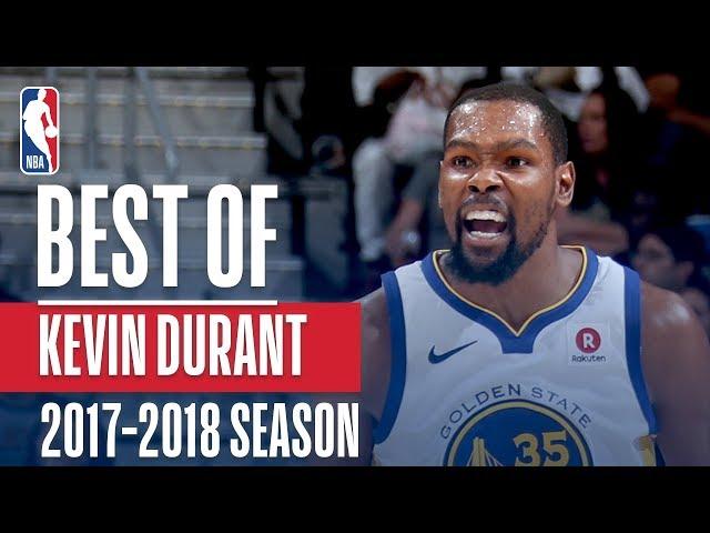 Best Of Kevin Durant | 2018 NBA Season