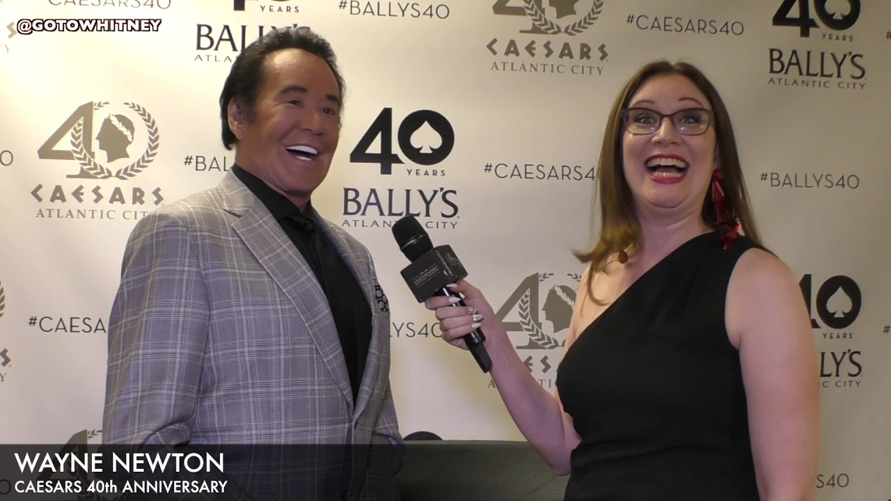 Wayne Newton talks AC vs. Vegas