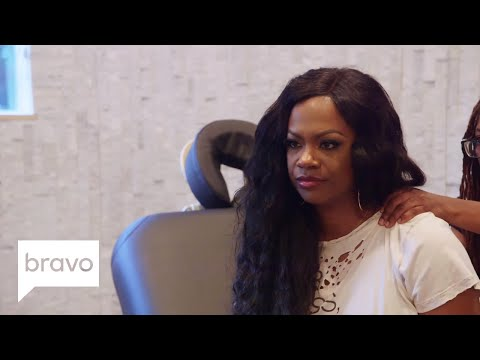 RHOA: Shereé Whitfield Calls Porsha Williams