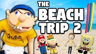 SML Parody: The Beach Trip 2!