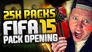 FIFA 15 | 25K PACKS LET'S GO! Thumbnail