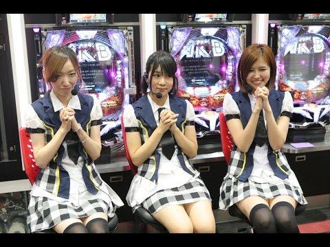 【新台実戦】「ぱちんこAKB48バラの儀式」センター争奪バトル!!(後編)