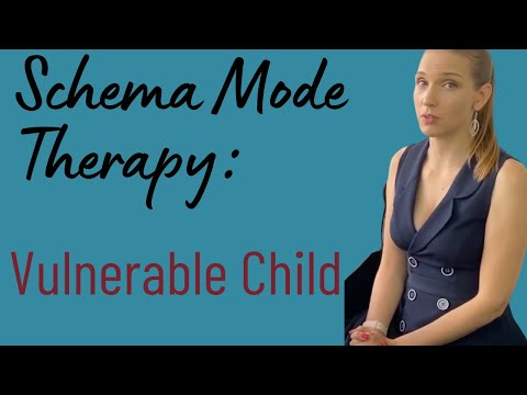 Vulnerable Child The core of the Schema Therapy model