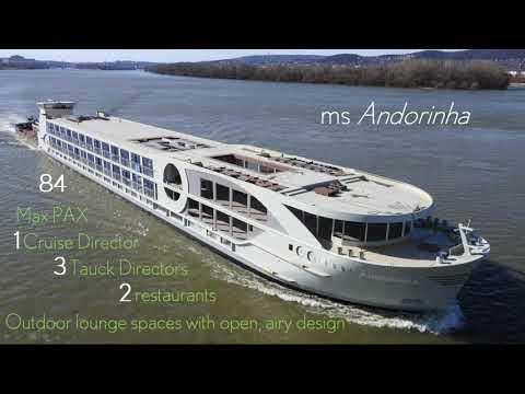What's New! Tauck River Cruising 2020