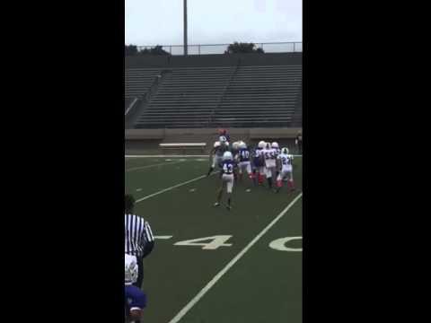 Drew football 3