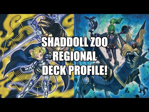 Shaddoll Zoo 6th Place London, England Regional Profile/Interview with Tom Watabiki!