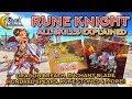 RUNE KNIGHT SKILLS DEMO + EXPLANATION   Ragnarok Mobile Eternal Love