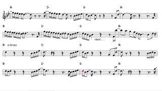 Download Lagu Il Mio Canto Libero  Lucio Battisti Tenor Sax mp3