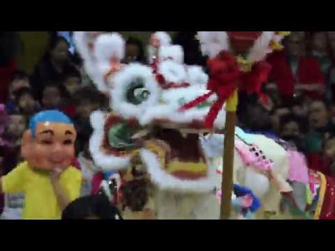 Josiah Quincy Elementary School Chinese Lunar New Year Celebration 2020