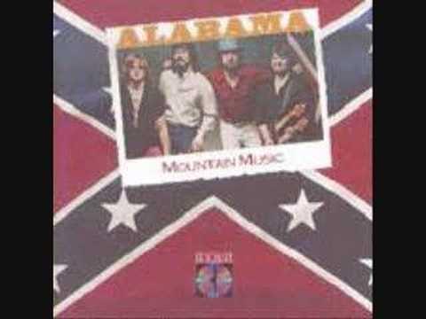 mountain music by alabama