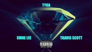 Tyga & Swae Lee - Shine (ZEZE Freestyle) ft.Travis Scott [OFFICIAL VISUALIZER]