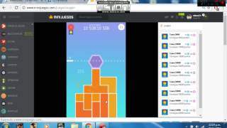 Gameplay de Sixagon - Minijuegos.com
