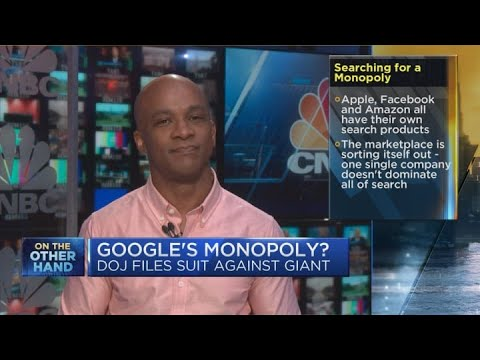 Is Google abusing its monopoly power? -Here's both sides of the argument