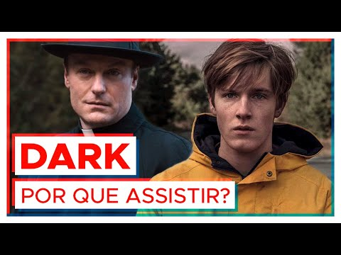DARK  5 MOTIVOS PRA VER feat Série Maníacos ⏳🔦