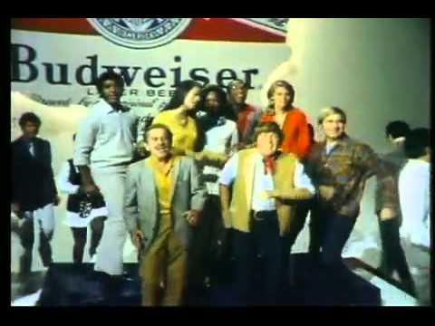 1970 Budweiser Commercial