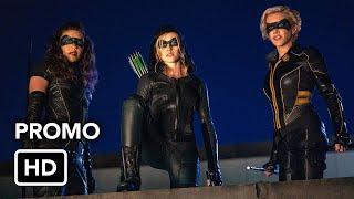 """Arrow 8x09 Promo """"Green Arrow & The Canaries"""" (HD) Season 8 Episode 9 Promo"""