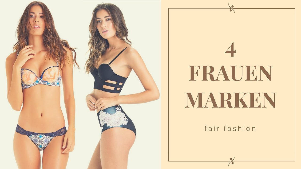 new style 60d77 9851f 4 Frauen Fair Fashion Marken - Unterwäsche | Fair Fashion & Lifestyle |  rethinknation