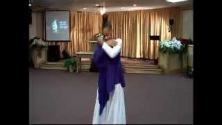 Running Back to You by Fred Hammond Praise Dance