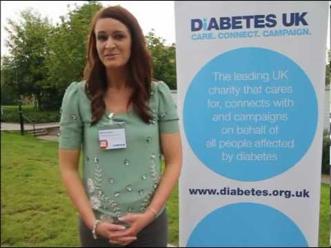 Diabetes UK Young Leaders Advisory Group at the Big Event