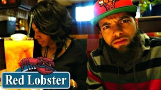 Come Eat With Us At Red Lobster | Trying Lobster For The First Time