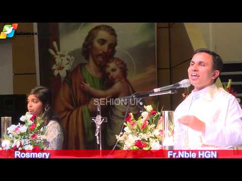 Talk by Fr.Noble HGN. 12-01-1019 Second Saturday Catholic Bible Convention.