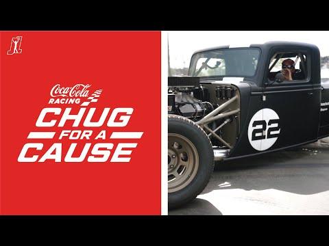 @Coca-Cola #ChugForACause: Recycle like Joey Logano