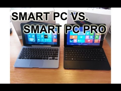 Samsung ATIV Smart PC (500T) Vs. Smart PC PRO (700T) - TechTestDrives | HD