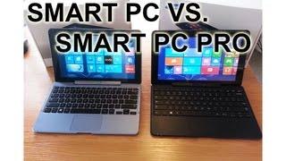 Samsung ATIV Smart PC (500T) Vs. Smart PC PRO (700T) - TechTestDrives | HD