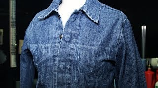 Your Jean Jacket Of The Future Could Be Made Using 3D Printing Tech
