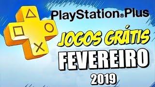 JOGOS GRÁTIS PSN PLUS FEVEREIRO OFICIAL 2019 no PS4 e PS3 OBRIGADO!!