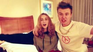 Ивангай и Марьяна Ро занимаются сексом видео со скрытой камеры