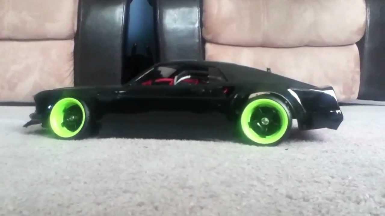 Rc Drift Mustang Rtr X View Youtube