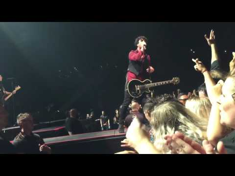 Green Day  Too Dumb to Die LIVE New Zealand