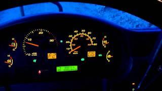 Komatsu HD605-7 Cab and Controls
