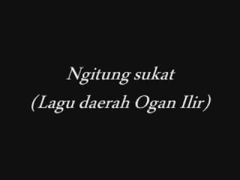 ngitung sukat (ogan ilir)