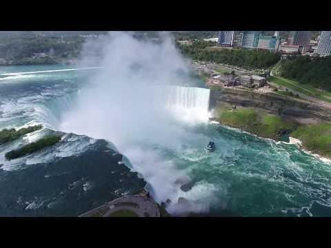 Horseshoe Falls - Niagara Falls, Ontario