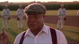 Field Of Dreams - People Will Come Speech, James Earl Jones